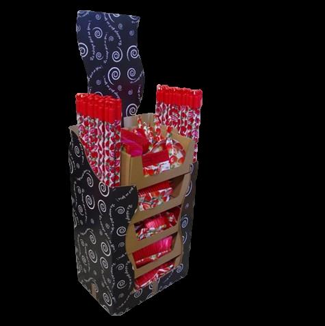 box décoré fraises 990006