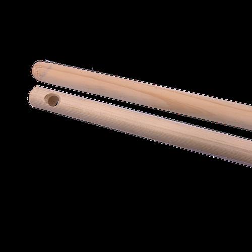 manche de balai cantonnier gros diamètre