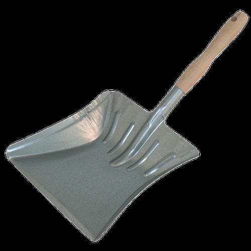 806403-pelle métal et manche en bois
