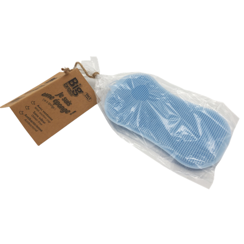 eponge sous packaging