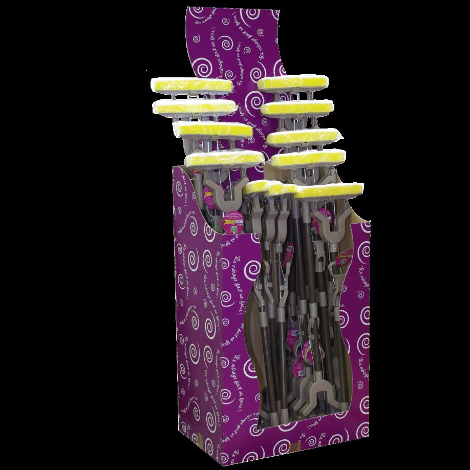 box de balais micro éponges et recharges