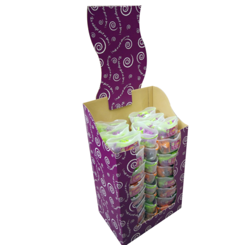 box de panier de pinces à linges